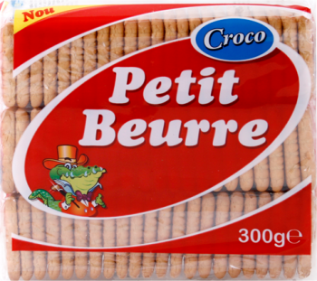 Croco biscuits Petit 300g/9pcs