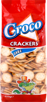Croco biscuits salt /cracker/ 400g/15pcs